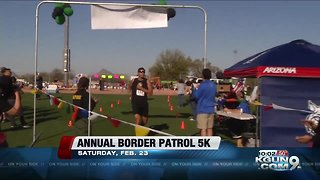 Annual Border Patrol Memorial Race happening later this month