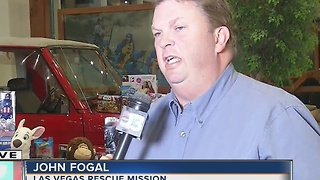 13 Days of Giving: John Fogal with Las Vegas Rescue Mission - Video