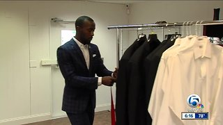 Suits for Seniors expanding in Florida - Video
