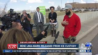 Cuban immigrant Rene Lima-Marin released from ICE custody after appeals board rules in his favor - Video