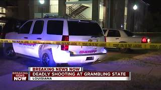 2 shot dead at Grambling State University in Louisiana - Video