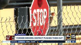 Florence Unified School District addresses staffing, bus driver issues - Video