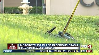 FMPD working to figure out cause of deadly motorcycle crash - Video