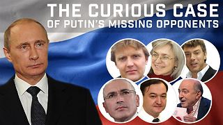 Poison, Jail and Suicide: How Putin's foes disappear - Video
