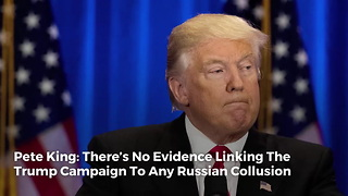There's No Evidence Linking The Trump Campaign To Any Russian Collusion - Video
