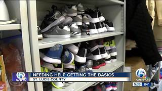 'Homeless Closet' helps homeless students get back-to-school - Video