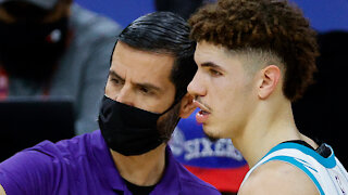 LaVar Ball Claims LaMelo Isn't Happy Coming Off The Bench, Coach Says He's Not Good Enough To Start