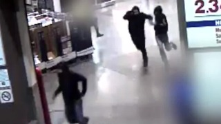 Smash-and-grab robbery at Summerlin Costco - Video