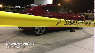 Victim shoots at suspects in stolen car | Digital Short - Video