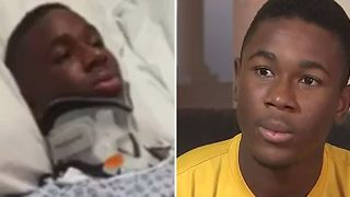 Georgia Teen Wakes Up From Coma Speaking A Different Language - Video