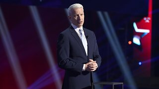 No, Anderson Cooper Didn't Fake Floodwater Depths