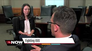 NEWS 5 EXCLUSIVE: Fighting ISIS in Akron - Video