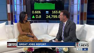 Financial Focus with Steve Budin for June 4 - Video