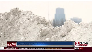 Mayor Stothert shares snow plan for Omaha