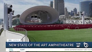 San Diego Symphony pulls back curtain on state of the art 'Shell' amphitheatre