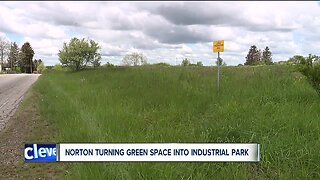 140 acres of green space to be used for light industry in Norton