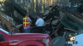 Mother recounts surviving Murrieta home explosion