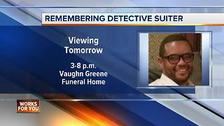 Detective Suiter laid to rest by family this week - Video
