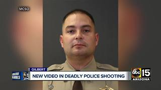 Gilbert officers cleared in deadly shooting of detention officer - Video