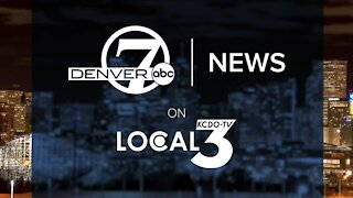 Denver7 News on Local3 8 PM | Wednesday, May 12