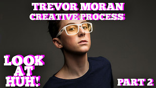 Hey Qween! BONUS: Trevor Moran On His Creative Process - Video