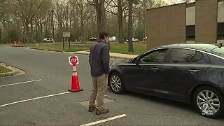 Anne Arundel County adds more drive-up COVID-19 sites