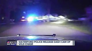 Woman leads police on wild chase in Waterford Township - Video