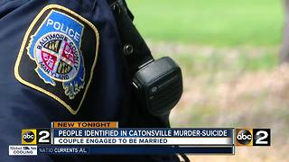 Catonsville incident being investigated as a murder-suicide - Video