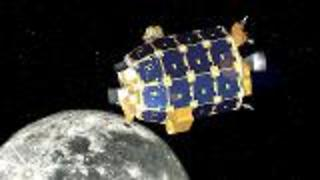 Daily Orbit - This LADEE Can See The Moon - Video