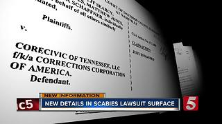Lawsuit: CoreCivic Staff Ignored Scabies Infection For A Full Year - Video