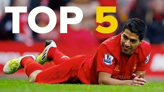 Top 5 Biggest Cheats in Football - Video