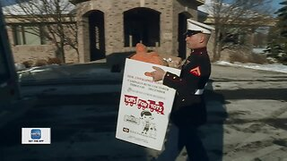 Toys for Tots helping children this holiday season
