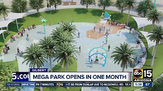 First phase of Gilbert Regional Park to open on September 21