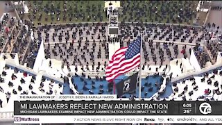 Michigan lawmakers reflect on Biden-Harris inauguration