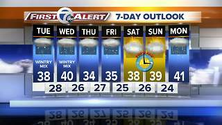 7 First Alert Forecast - 0306 5 am - Video