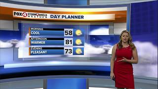 Warming Through the Rest of the Week - Video