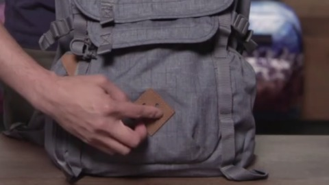 The Cool Thing Your Backpack Can Do That You Never Knew About Before