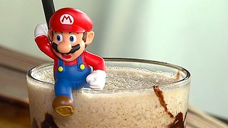 Game On! 3 Fun Video Game Inspired Drink Recipes