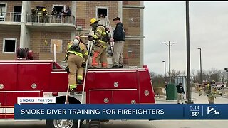 Firefighters Gather In Green Country for Smoke Diver Training Course