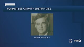 Former Lee County Sheriff passed away