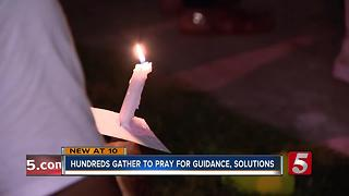 Circle Of Prayer To Be Held In Response To Youth Violence - Video