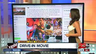 Drive-in Movie: Spiderman Homecoming