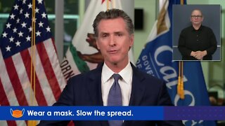 Gov. Newsom provides update on state's response to wildfires, heat wave, and COVID19 pandemic