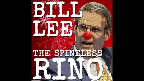 Bill Lee the Spineless RINO - Radio Edit
