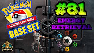 Pokemon Base Set #81 Energy Retrieval | Card Vault