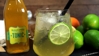 How to make your own tonic water - Video