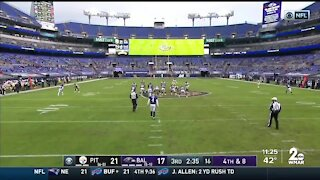 Ravens fans back at M&T Bank Stadium, lottery system to determine which season ticket holders could attend