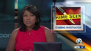2 injured in West Palm Beach stabbing - Video