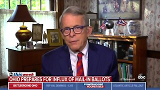 DeWine addresses mail-in voting concerns, says request ballots sooner rather than later