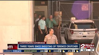 Three years since shooting of Terence Crutcher